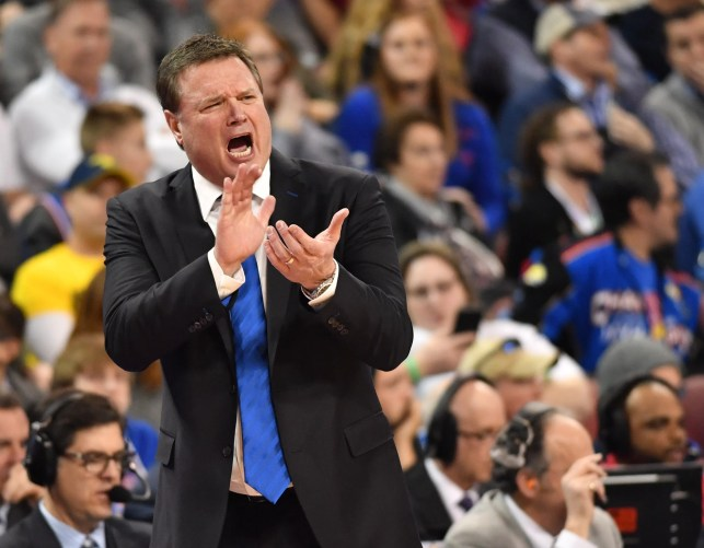 Bill Self on job status as NCAA investigates Kansas? 'I'm really not concerned'