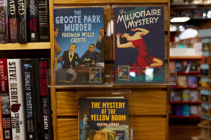 Poisoned Pen Bookstore started as a specialty store for mystery novels.
