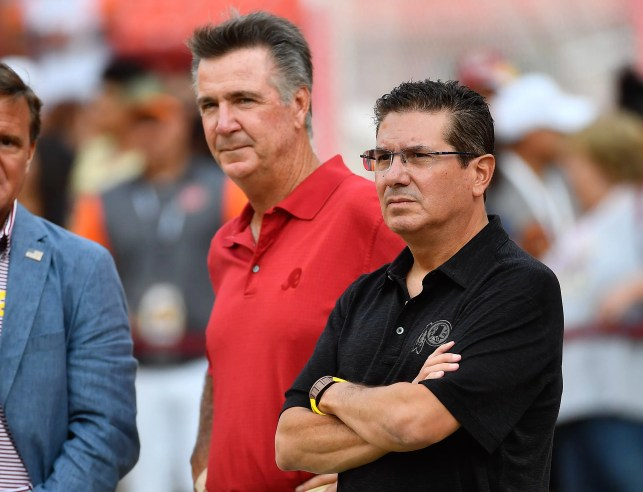 Redskins president Bruce Allen sidesteps blame, says team's culture is 'actually damn good'