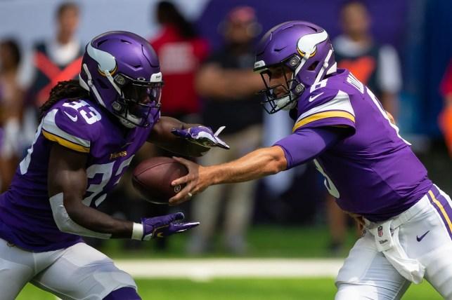 Bell Tolls: Vikings' revamped offense runs through Dalvin Cook — not Kirk Cousins