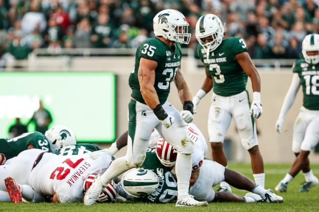 What's at stake in Michigan State vs. Ohio State? 'It's a playoff game'