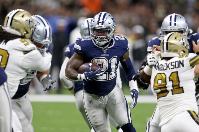 Ezekiel Elliott on Cowboys loss: 'The only positive is the defense played their tails off'