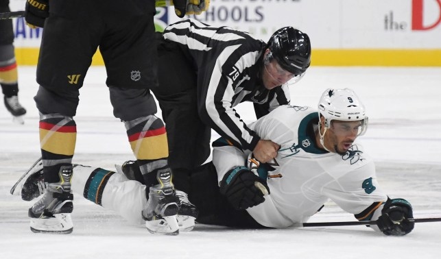 Sharks' Evander Kane suspended three games for abusing official in preseason game