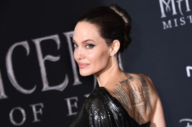 'Maleficent: Mistress of Evil': Angelina Jolie, Elle Fanning bring magic to the red carpet