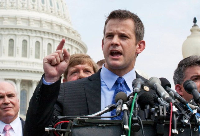 Republican Rep. Adam Kinzinger on President Donald Trump's 'Civil War' threat: 'Beyond repugnant'