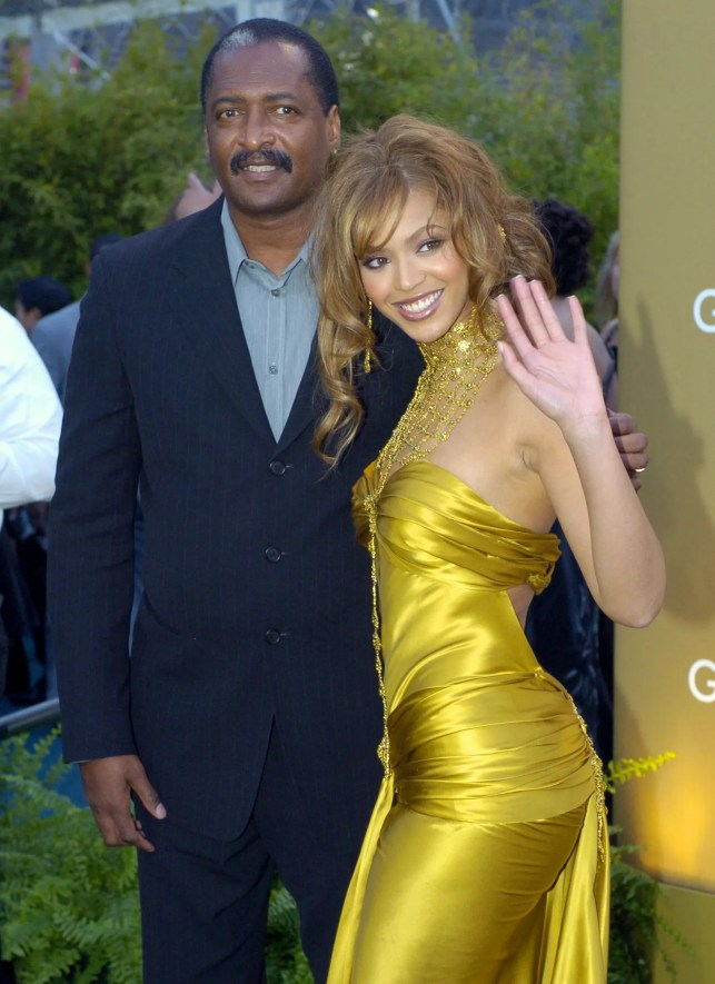Beyoncé's dad, Mathew Knowles, says he's been fighting breast cancer