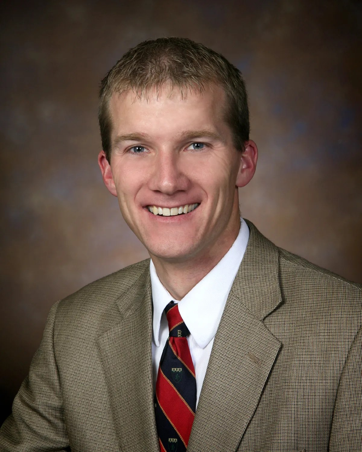 Dr. Christian Millward, a physician based in St. George, specializes in sports medicine.