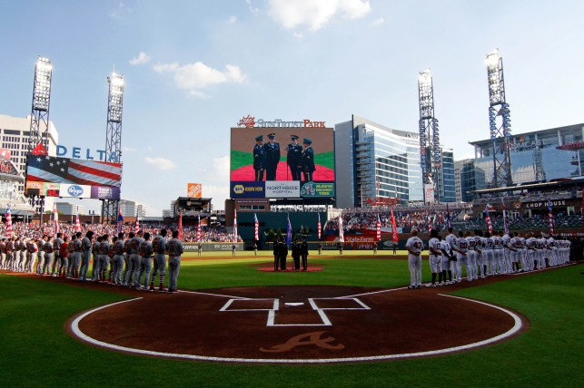 Best shots from MLB's Division Series games