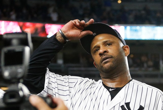 'He's a legend': Left off ALDS roster, Yankees fighting to make sure CC Sabathia gets another shot