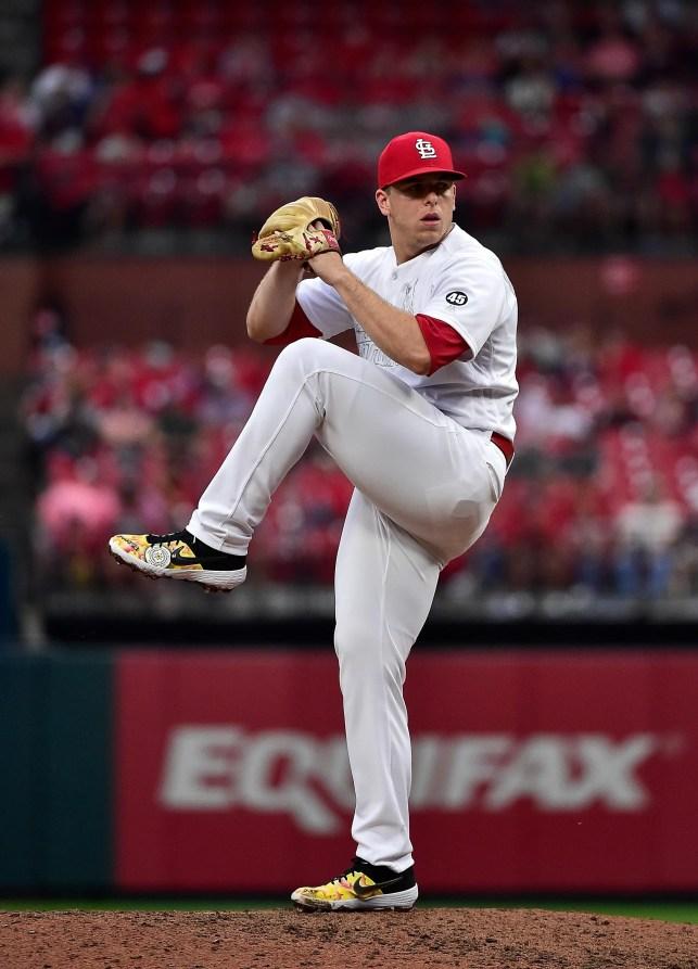 Cardinals rookie Ryan Helsley, a member of the Cherokee Nation, says Atlanta's tomahawk chop 'devalues us'