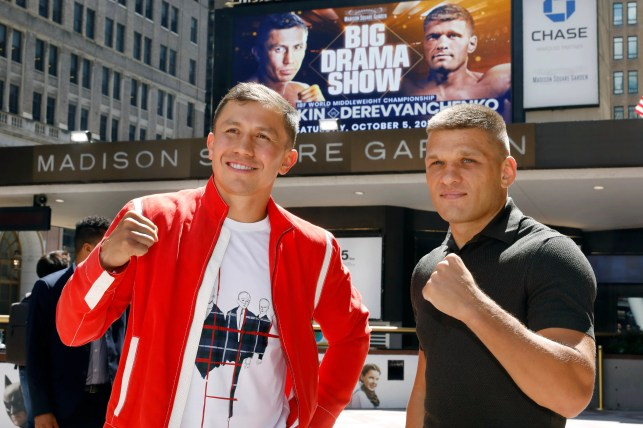 Gennady Golovkin and Sergiy Derevyanchenko fight: Round-by-round analysis