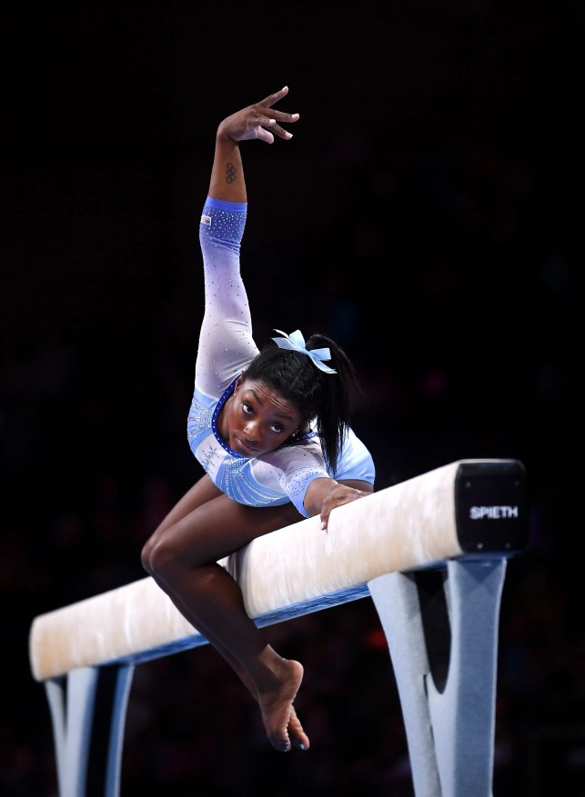 Opinion: Simone Biles makes two crazy-difficult skills look so easy. They are not