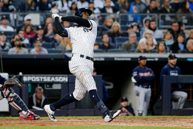 Didi Gregorius hits grand slam, Yankees rout Twins to take 2-0 ALDS lead