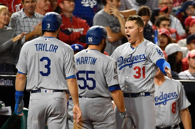 'The Dodgers showed up': LA comes alive with relentless rally in Game 3 vs. Nationals