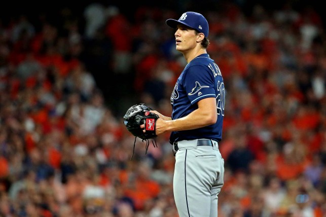 'Pretty obvious': Rays starter Tyler Glasnow admits he was tipping pitches in loss vs. Astros