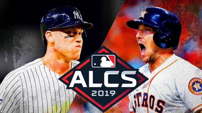 ALCS: Yankees and Astros collide in anticipated series