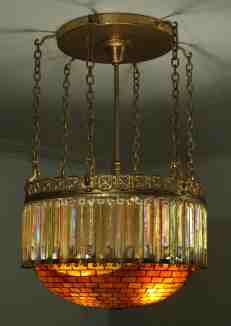 Tiffany Treasure And Part Of Detroit History To Be Auctioned This Weekend
