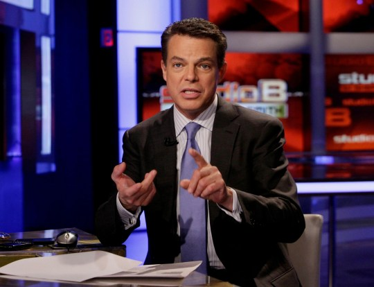 Former Fox News Channel anchor Shepard Smith