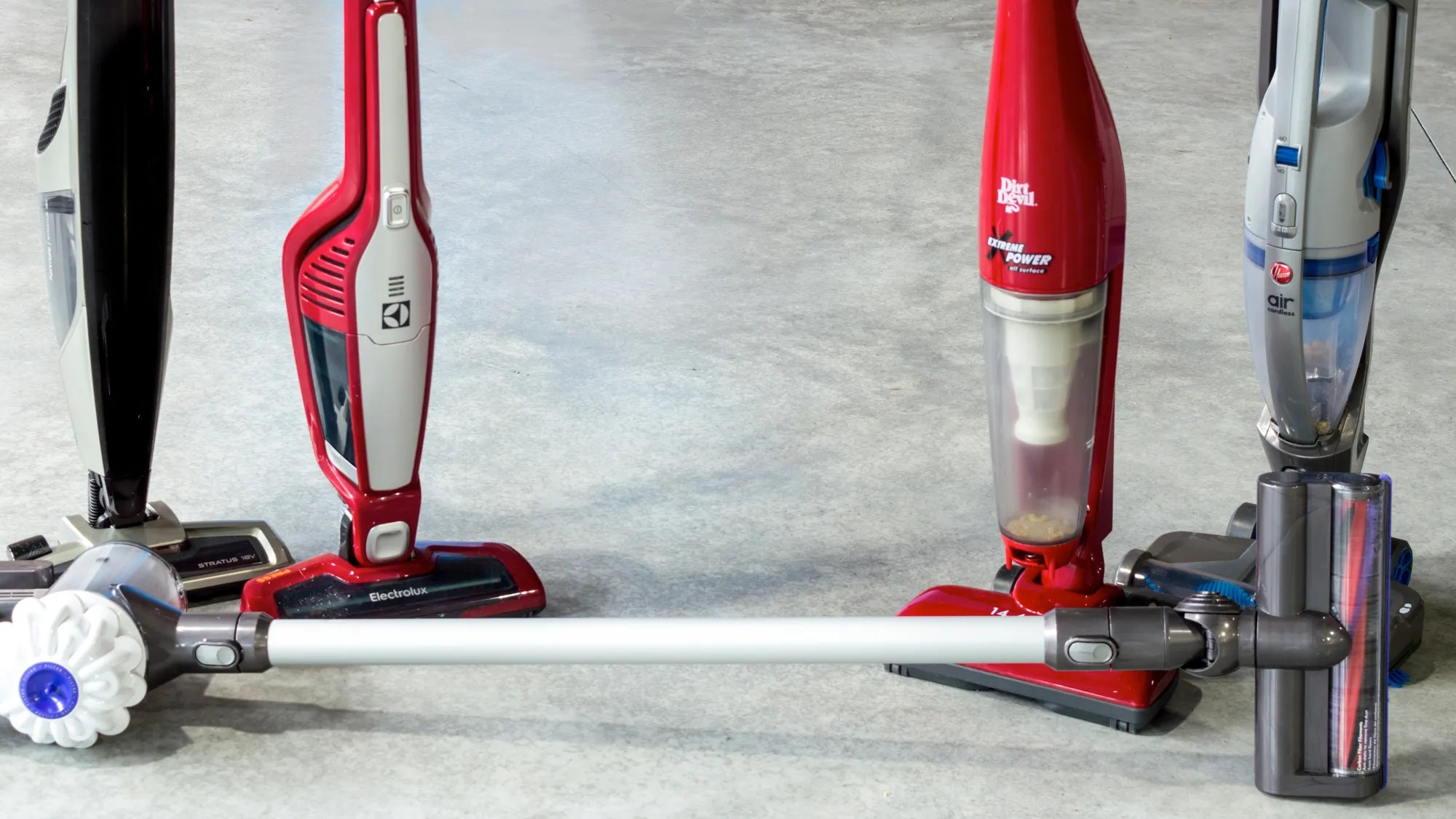 The Best Cordless Vacuums Of 2020 Dyson Lg Tineco And More