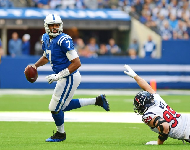 Opinion: QB Jacoby Brissett proves he's the long-term answer for Colts