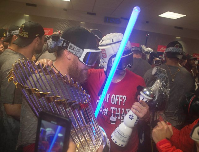 Nationals join short list of wild-card teams to win World Series