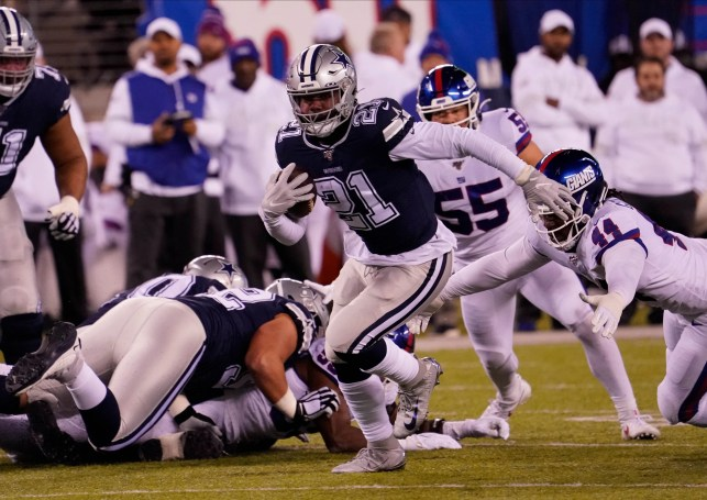 Monday night's win over the Giants emblematic of bigger issue for Cowboys