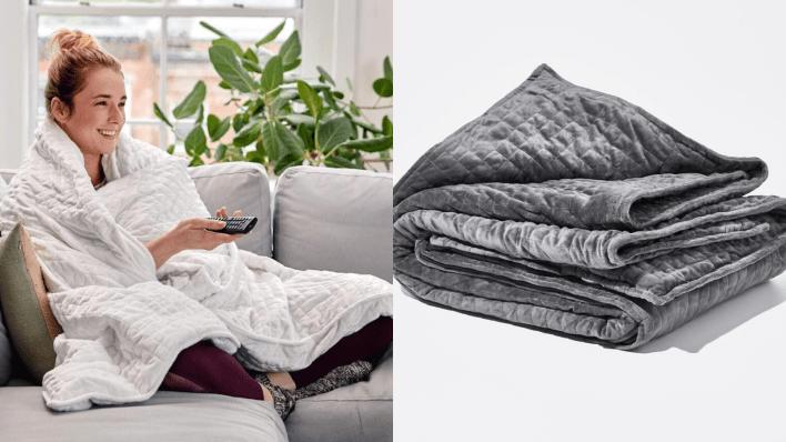 Best gifts for women: Gravity Blanket
