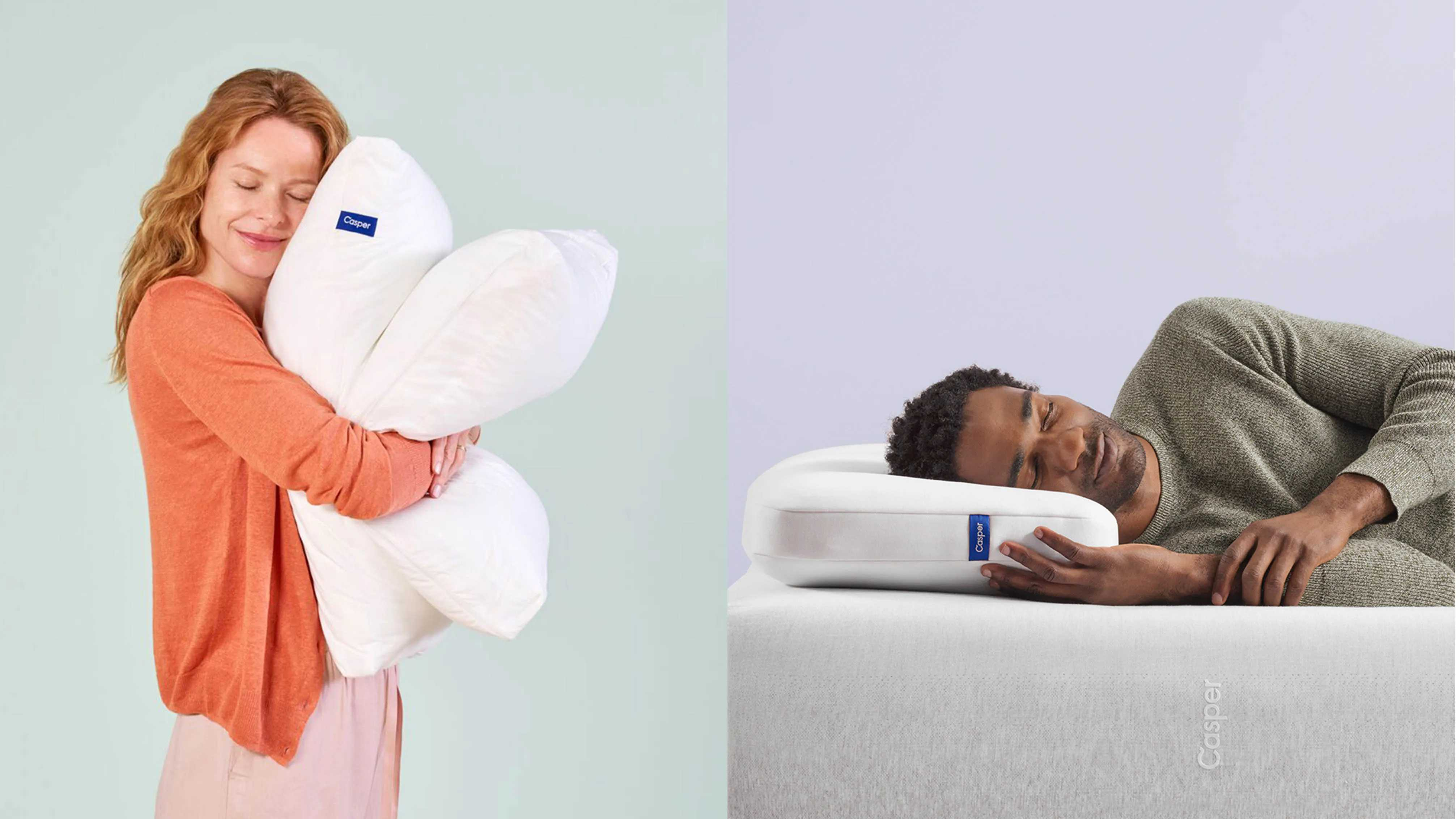 get new bed pillows at a discount