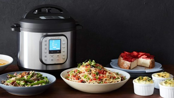 The Nova is the improved version of everyone's favorite Instant Pot.