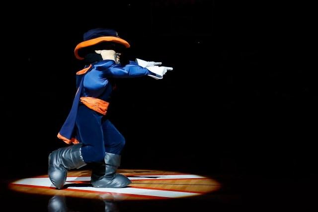 Nov. 27: Virginia mascot