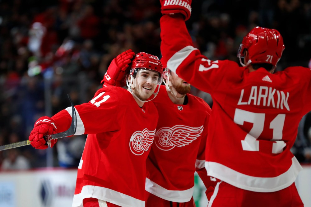 Detroit Red Wings mailbag: What on earth is wrong with them?