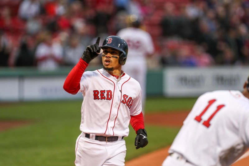 Mookie Betts: Dodgers, Red Sox discussing trade for former MVP