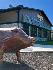 Woodpile BBQ Shack opened in December in Madison Heights.