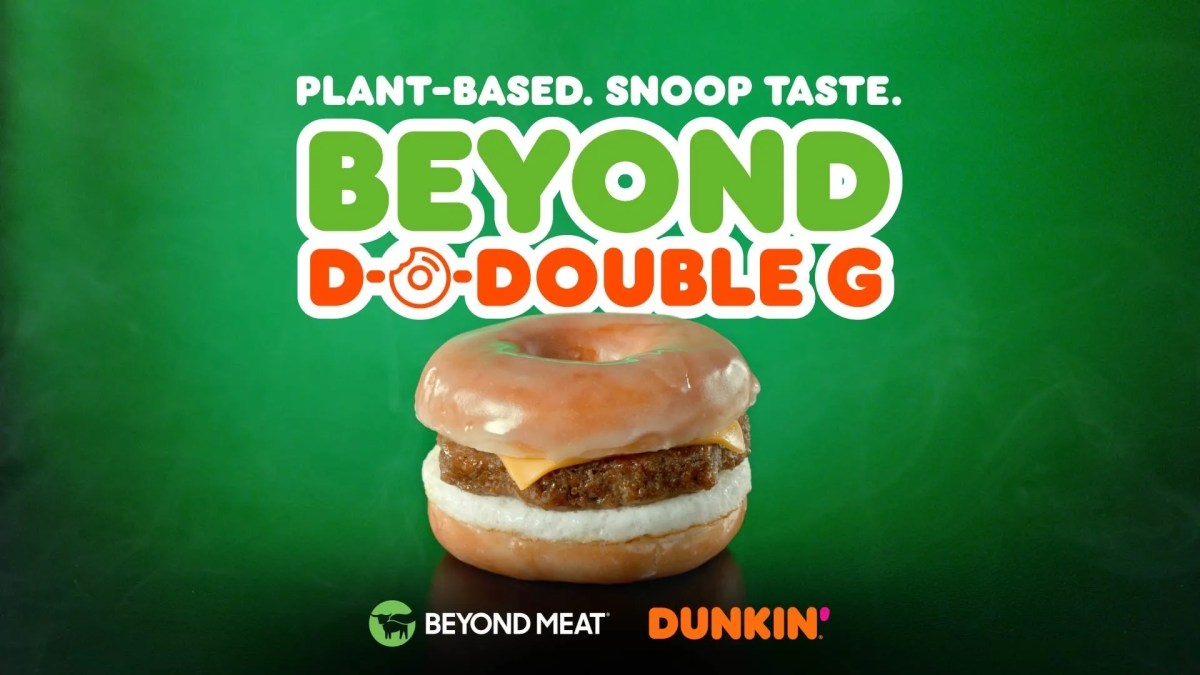 Dunkin 'and Snoop Dogg are collaborating on a limited-time menu hack, the