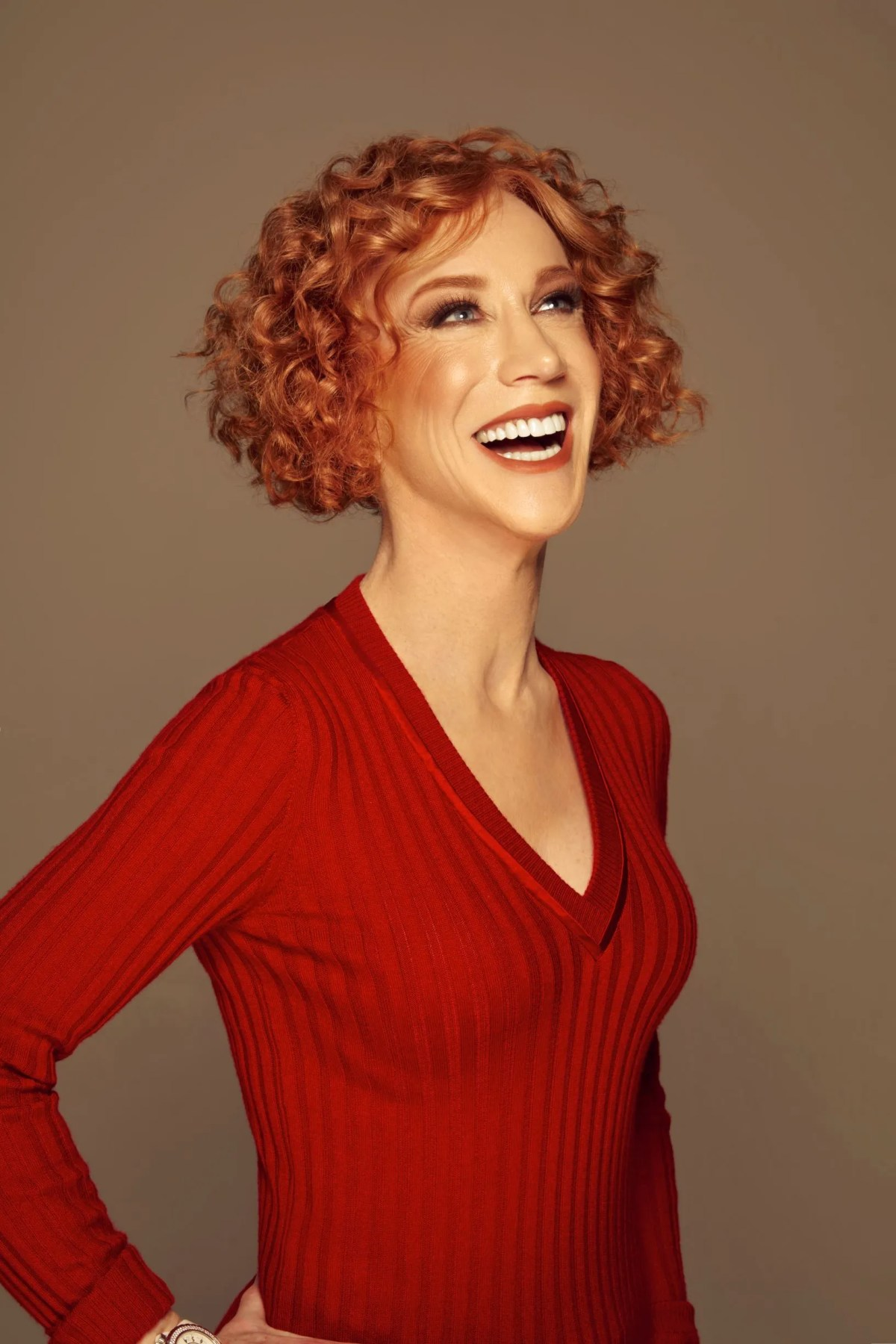 Kathy Griffin says she is not retracting from the president