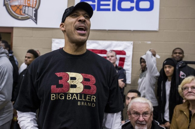 LaVar Ball relaunches Big Baller Brand with new products, website
