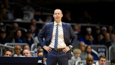 Travis Steele on a bitter end and a 'bright' future for Xavier hoops