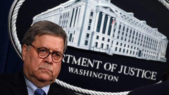 Roger Stone, William Barr, McCabe: the turbulent week at the DOJ