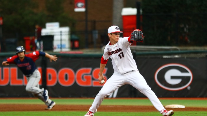 Detroit Tigers should think of drafting Georgia pitcher No. 1
