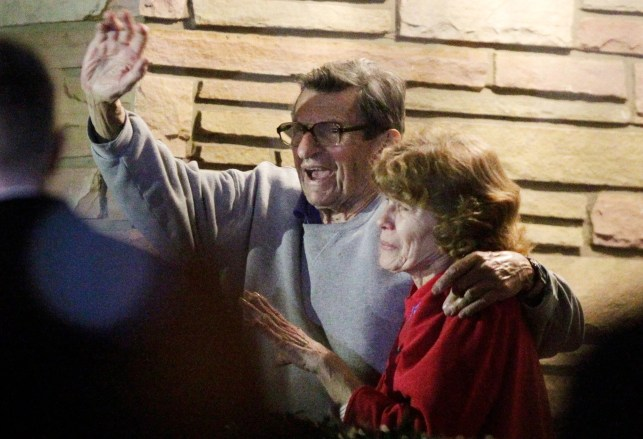 Family of Joe Paterno drops all outstanding legal claims against Penn State