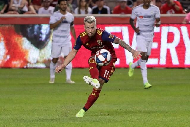 Real Salt Lake -- Albert Rusnak, midfielder