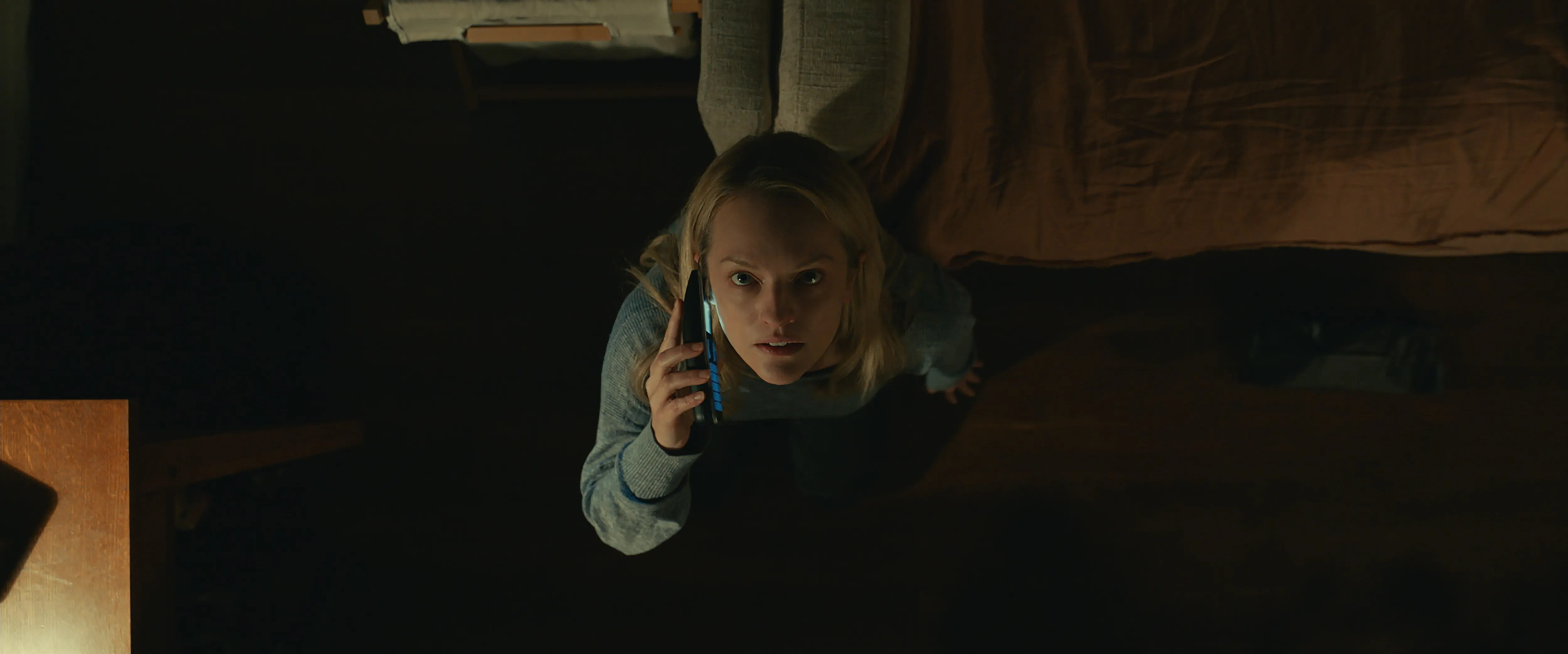 """Elisabeth Moss stars as a woman terrorized by an invisible force she believes is her abusive ex in """"The invisible Man."""""""