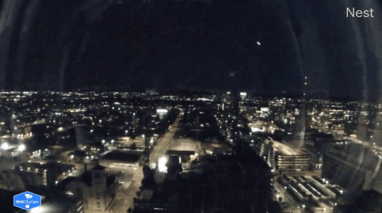 The American Meteor Society received many reports of a fireball in Arizona, along with bordering states.