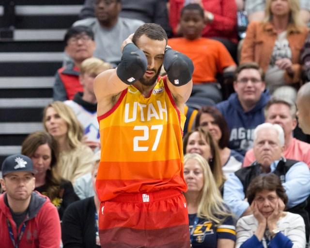 Rudy Gobert, Utah Jazz