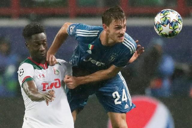 Daniele Rugani, Juventus