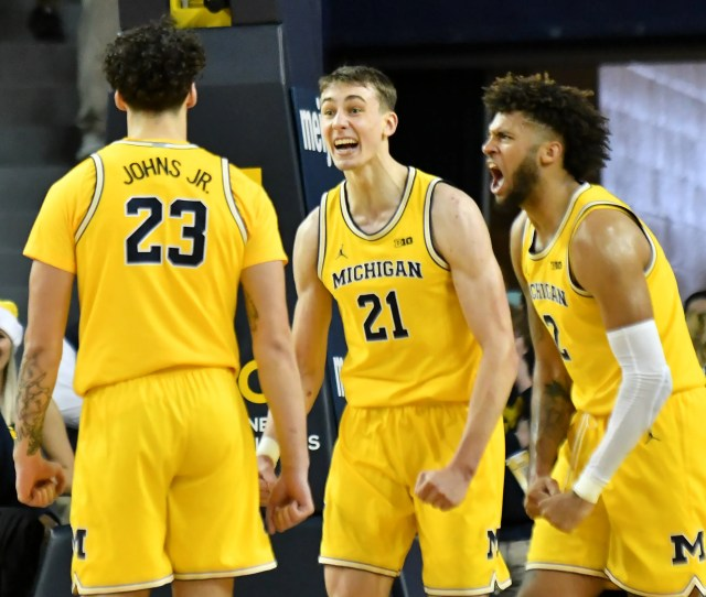 An Early Look At Michigan Wolverines Basketball For   Season