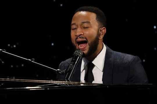 """John Legend followed suit, announcing he would take requests in a live stream from his official Instagram account on March 17 for a virtual concert.  """"My friend Chris Martin did a lovely little concert from home today,"""" Legend said.""""See you soon. We'll try to get through this together!"""""""