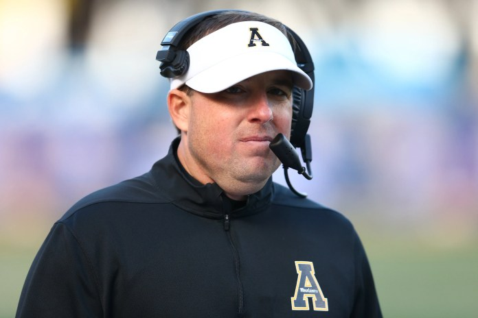 Eliah Drinkwitz is in her first year as a Missouri football coach after school attracted him from the Appalachian state in December.