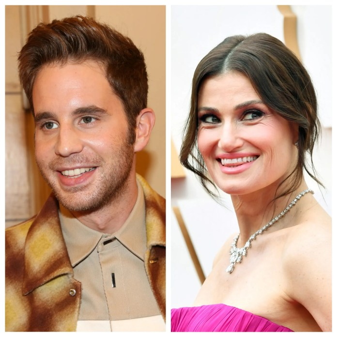 Ben Platt and Idina Menzel are among the singers performing as part of the streaming