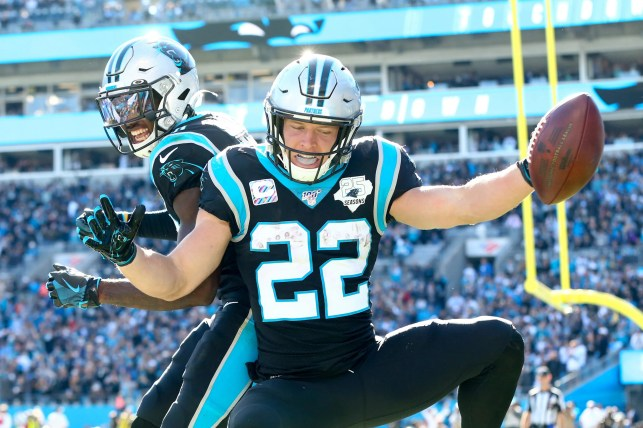 Carolina Panthers' Christian McCaffrey becomes NFL's highest-paid running back with $64 million extension